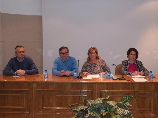 Junta Directiva Provincial del PP Teruel
