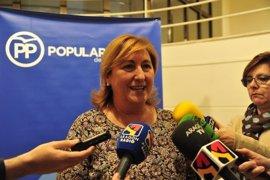 Carmen Pobo dejará la Presidencia PP Teruel tras nueve años al frente