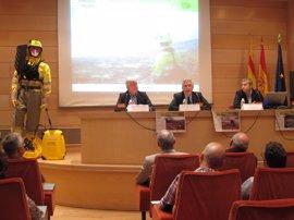 El Gobierno de Aragón pide la colaboración de sociedad y empresas en la prevención de incendios