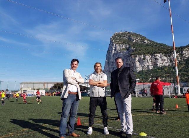 Míchel Salgado Gibraltar United