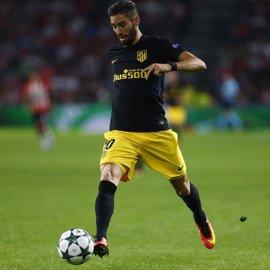 Carrasco y Zaka, novedades en el Atlético ante la Real Sociedad