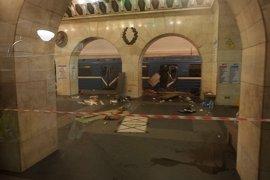 Identificado el autor del atentado en el metro de San Petersburgo como un ciudadano kirguís