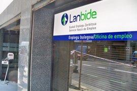 El paro se reduce en Euskadi en 1.066 personas en marzo