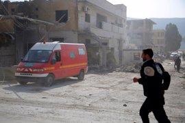 Más de cien muertos por el ataque químico perpetrado en Idlib (Siria)