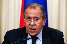 """Lavrov considera """"cínico"""" atribuir el atentado en San Pertersburgo a una venganza por Siria"""