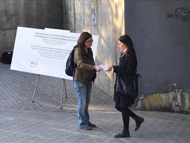 Núria Gibert y Eulàlia Reguant