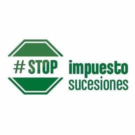 """Stop Impuesto de Sucesiones pide """"no dejarse manipular"""" con las """"mentiras"""" de la Junta"""