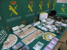 Detenidas 13 personas por tráfico de drogas en las provincias de Albacete y Alicante