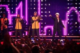 Bruno Mars en Madrid: el legítimo heredero quiere el trono del pop ya