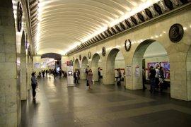 La estación de metro atacada en San Petersburgo reabre tras una falsa amenaza de bomba