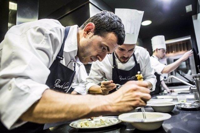El cocinero Ricard Camarena