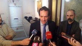 """Pons confía en que la gerente del Ibavi """"se explicará de forma clara ante el juez"""" por la querella por acoso laboral"""