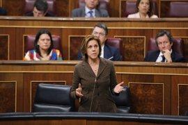 """Cospedal, a Picardo: """"España sólo ha dejado clara la situación jurídica, si le molesta tiene un problema"""""""