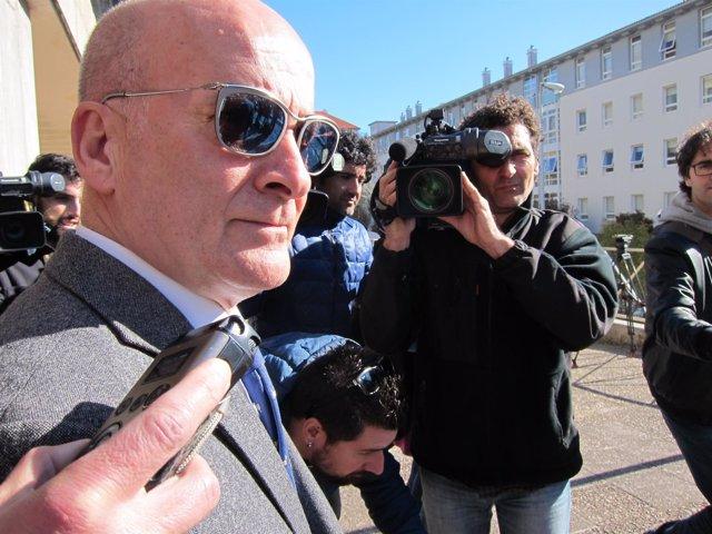 Andrés Cortabitarte, o cargo de Adif investigado polo Alvia