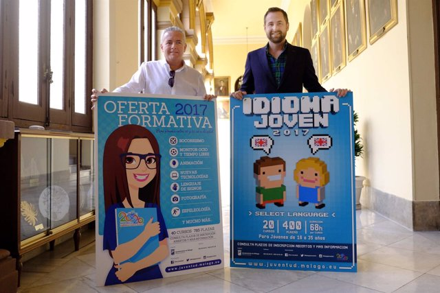 área De Juventud Oferta Formativa Jóvenes 2017