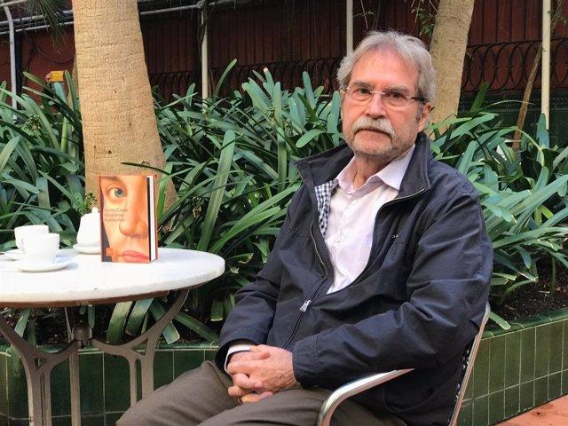 El escritor Jaume Cabré