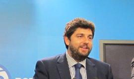 Pedro Antonio Sánchez propone a Fernando López Miras como candidato a la Presidencia de Murcia