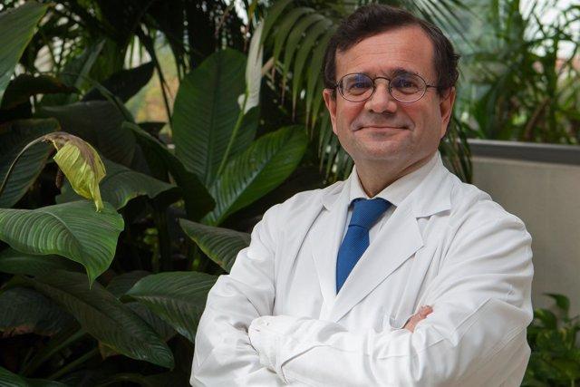 Juan Luis Alcázar, médico de la Clínica Universidad de Navarra.