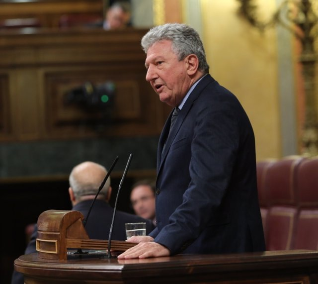 Pedro Quevedo en el debate de investidura