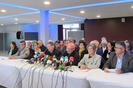 """El grupo de Luhuso dice que ETA entregará todas las armas en su poder y que el desarme """"todavía se está culminando"""""""