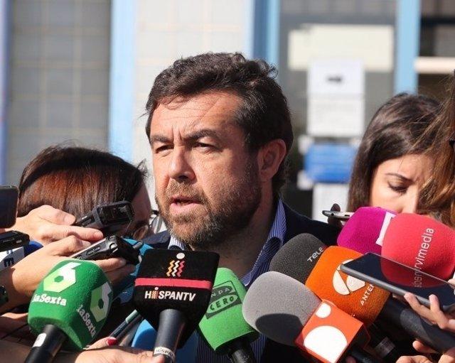 Miguel Gutiérrez, diputado de Ciudadanos
