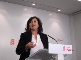 """El PSOE reclama al Gobierno que """"reaccione"""" ante la falta de crecimiento y dice que PGE """"aislarán"""" a La Rioja"""