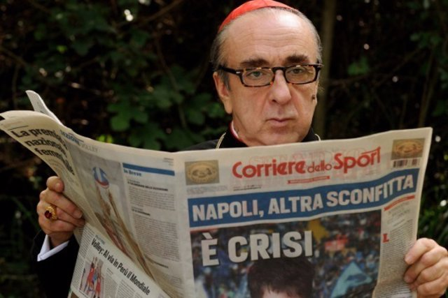 The Young Pope, de P.Sorrentino