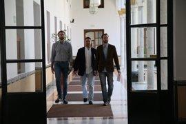 """Podemos critica que las infraestructuras andaluzas """"siguen absolutamente abandonadas"""" en los PGE"""