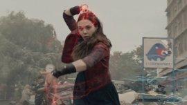 VÍDEO: Bruja Escarlata exhibe su magia en el rodaje de Vengadores: Infinity War