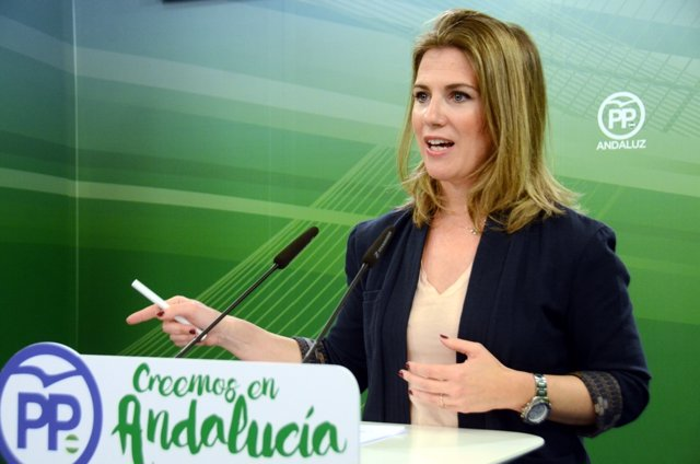 Nota De Prensa, Audio, Fotos Y Documento Pp Andaluz: Ana Mestre Sobre Proceso De