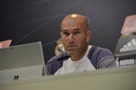 """Zidane: """"No dudo de Keylor cuando le quito"""""""