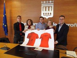 El Ayuntamiento de Logroño colabora con el CERMI y el Club Rugby Rioja para formar el primer equipo de rugby inclusivo