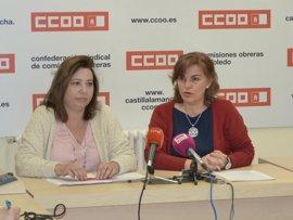 CCOO CLM pide incrementar un 5% el presupuesto para educación y acuerdos para recuperar derechos y condiciones laborales