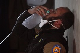 Siria y Rusia niegan ser los responsables del ataque químico en Idlib