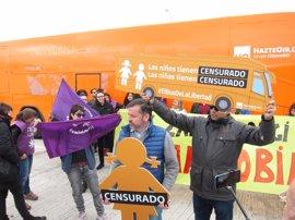 Ben Amics pide un posicionamiento institucional y ciudadano ante la visita del autobús de Hazte Oír a Palma