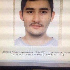 Rusia identifica a Akbarzhon Jalilov como el autor del atentado en San Petersburgo