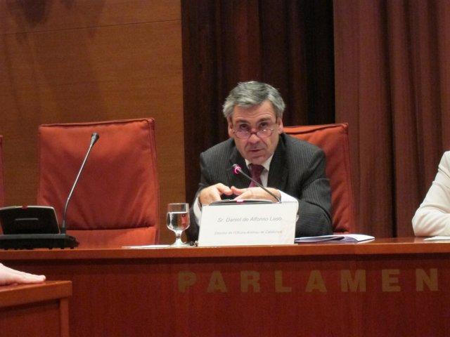 El director de la Oficina Antifraude de Catalunya, Daniel de Alfonso