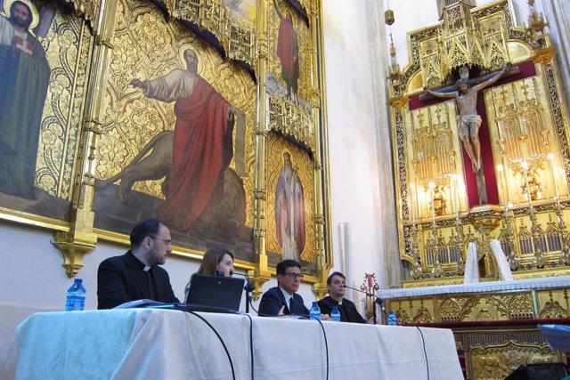 Rueda de prensa sobre el impacto económico del patrimonio de la Iglesia