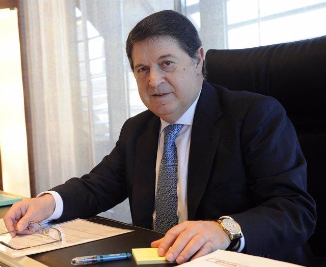 José Luis Olivas en una imagen de archivo