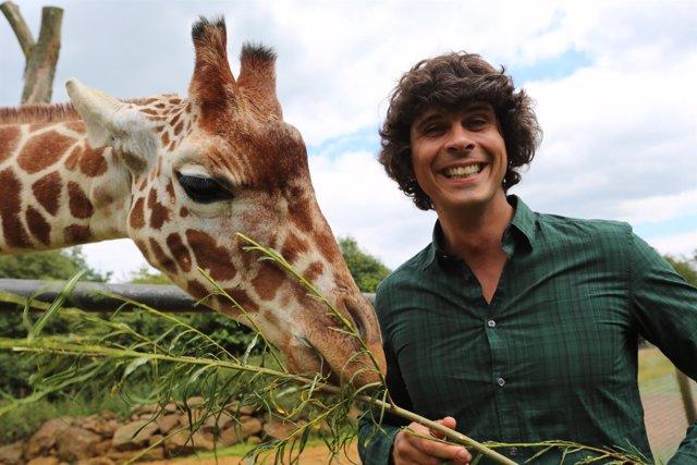 Andy y los bebés animales