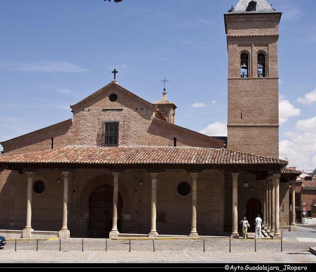 Concatedral Santa María Guadalajara