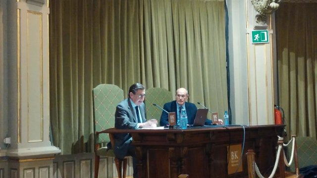 Conferencia R. Bengoa J.I. Güenechea