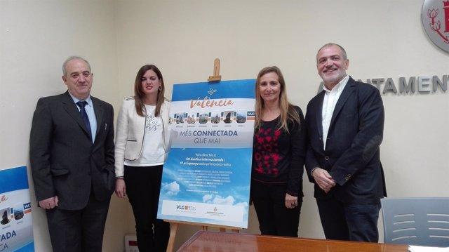 Presentación de la campaña de turismo