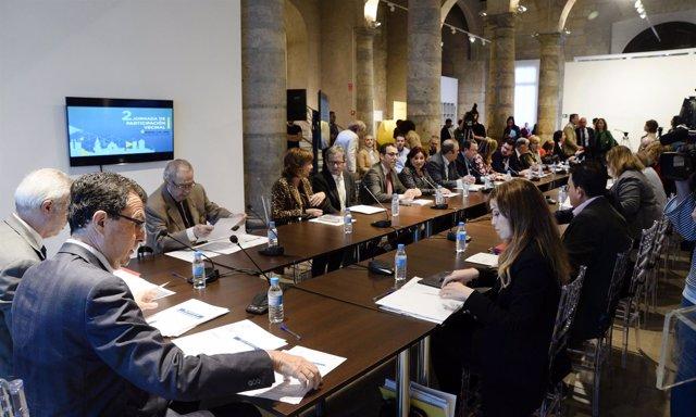 José Ballesta presenta al Consejo Social