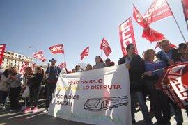 CCOO Madrid celebra su XI Congreso que dirimirá entre las candidaturas de Cedrún y Mercedes González
