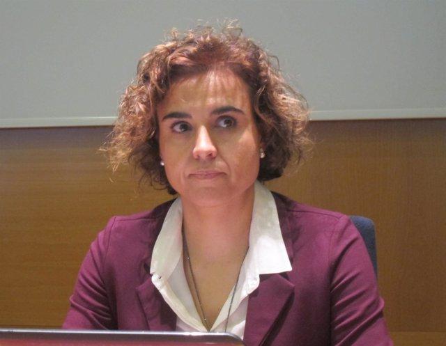 La ministra Dolors Montserrat