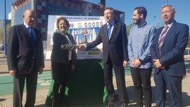 La ONCE dedica su cupón del 20 de abril a la conmemoración del 25 aniversario de la Expo 92