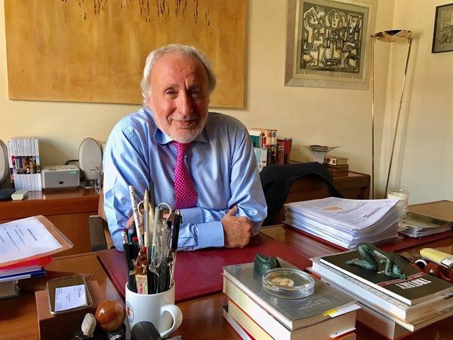 A.Fernàndez Teixidó, exdiputado de CDC e impulsor de Lliures