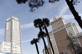 RIU gestionará el hotel del Edificio España como 'inquilino'