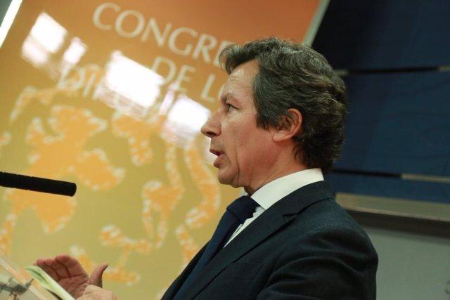 Carlos Floriano, del PP